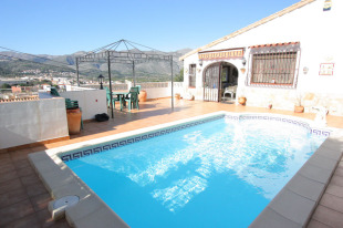 Detached Villa in Valencia, Alicante, Orba