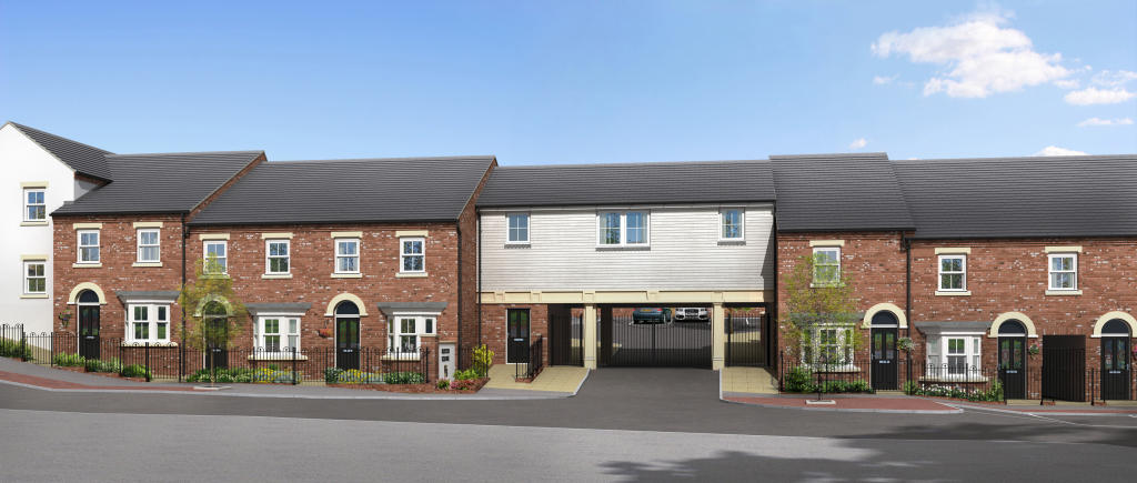3 bedroom mews house for sale in cazeneuve street rochester me1 me1