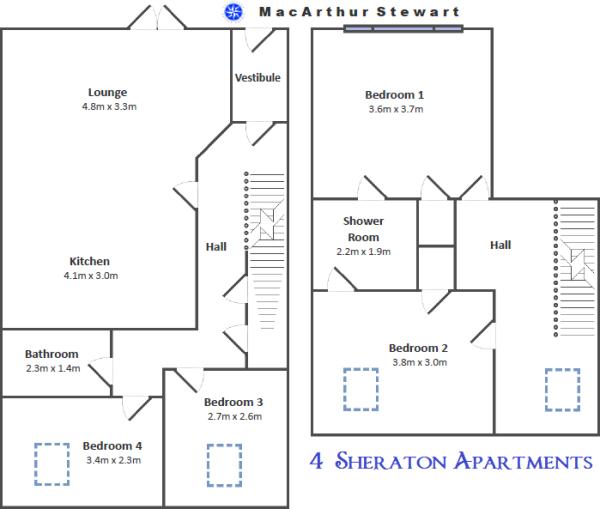 4Sheraton-Floorplan