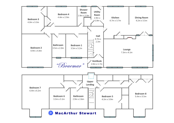 Braemar-Floorplan
