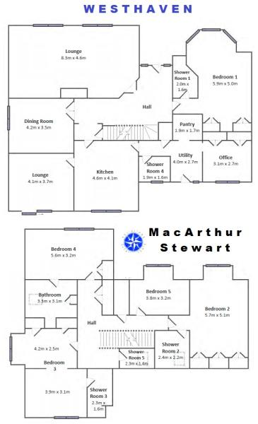 Westhaven Floorplan