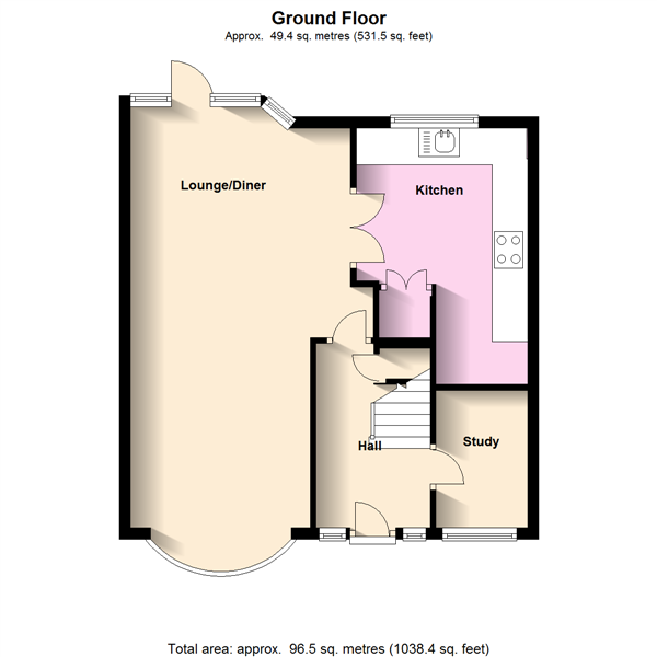 Floor Plan Ground Floor