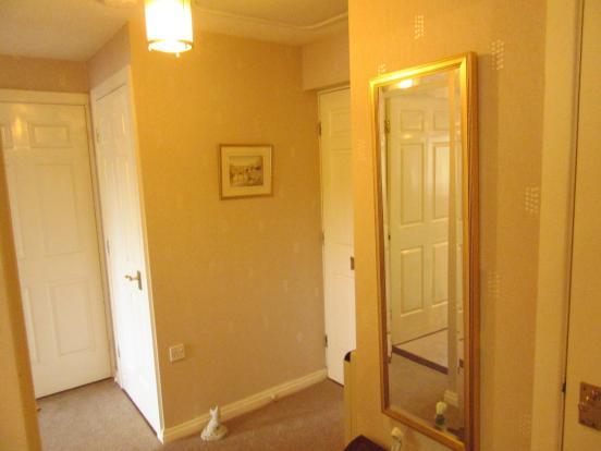 Good Size Hallway