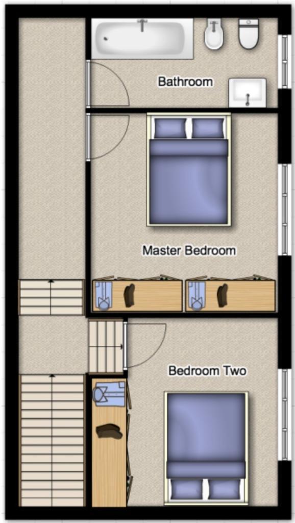 Floor Plan First Flo