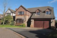 Detached property for sale in Bickerton Way, Northwich...
