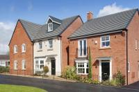 3 bed new property for sale in Wellow Lane...