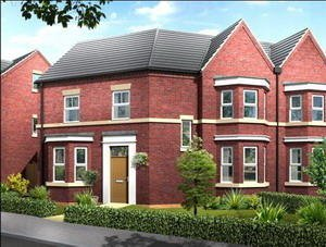 Claremont Gardens by David Wilson Homes, Westminster Road,
