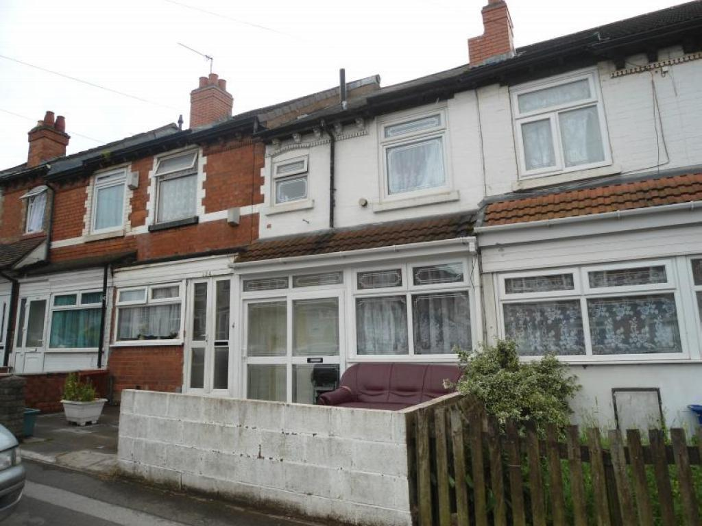 2 Bedroom House For Sale In Formans Road Sparkhill Birmingham B11 B11