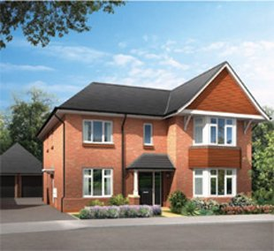 Jacob Smith Gardens by Linden Homes North, Boroughbridge Road,