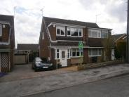 Wharfedale Drive semi detached house for sale