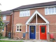 2 bed home in Coronation Road...