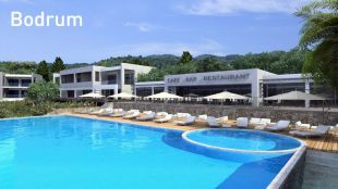 1 bedroom new Apartment in Mugla, Bodrum, Bodrum