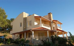 2 bedroom Semi-detached Villa for sale in Antalya, Alanya, Avsallar