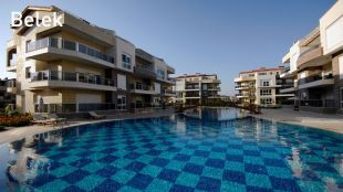 Antalya Block of Apartments