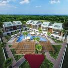 3 bedroom new development in Antalya, Side