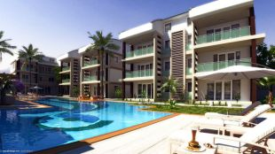 Antalya new development for sale