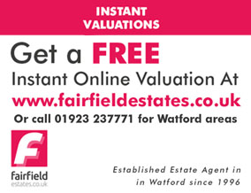 Get brand editions for Fairfield Estate Agents, Watford