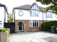 3 bed semi detached property for sale in Bushey Mill Crescent...