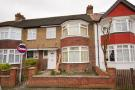 Terraced home for sale in Court Way, Acton