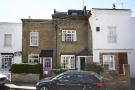 Terraced property in St Margarets Grove...