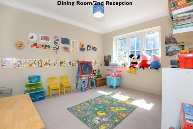 Dining Room/Second R