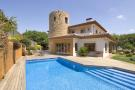4 bedroom Detached property in Barcelona Coasts, Alella...