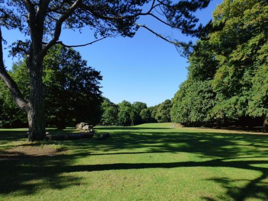 Ashcombe Park ...