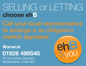 Get brand editions for ehB Residential, Warwick
