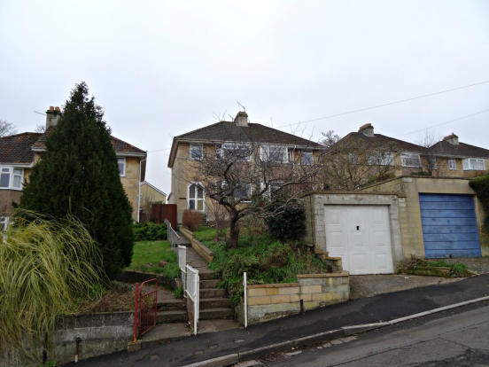 3 Bedroom Semi Detached House For Sale In Ivy Grove Oldfield Park Bath BA2