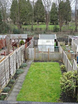 3 Bedroom Terraced House For Sale In Lyndhurst Road Oldfield Park Bath BA2