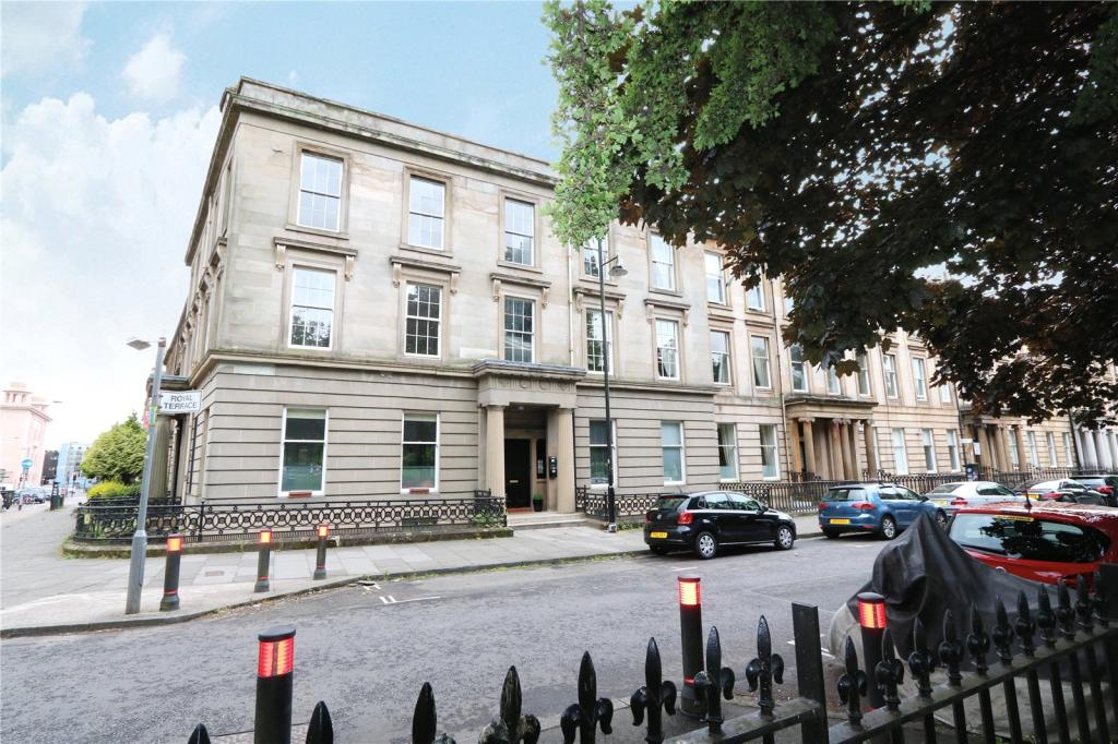 2 bedroom apartment for sale in 2 1 royal terrace park