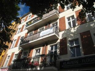 Apartment in Prenzlauer Allee 36...