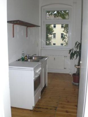 Prenzlauer Allee 36 Studio apartment