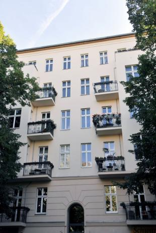 Apartment in Yorckstrasse, Berlin...