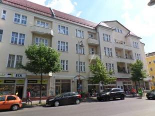Berlin Block of Apartments