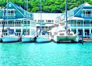 property for sale in Marigot Bay Marina Apartment 4D  - St.Lucia, Marigot Bay