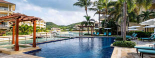 property for sale in The Landings Harbourfront Apartment H4 21 - St.Lucia, Rodney Bay