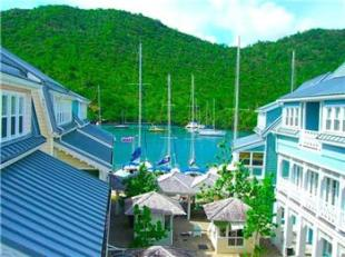 property for sale in Marigot Bay Marina Village Apartment 4E* - St.Lucia, Marigot Bay