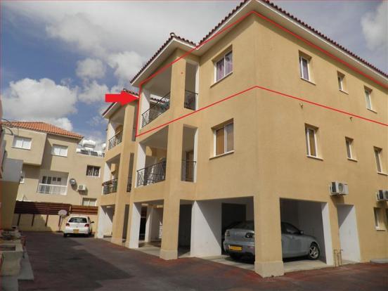 2nd floor apartment