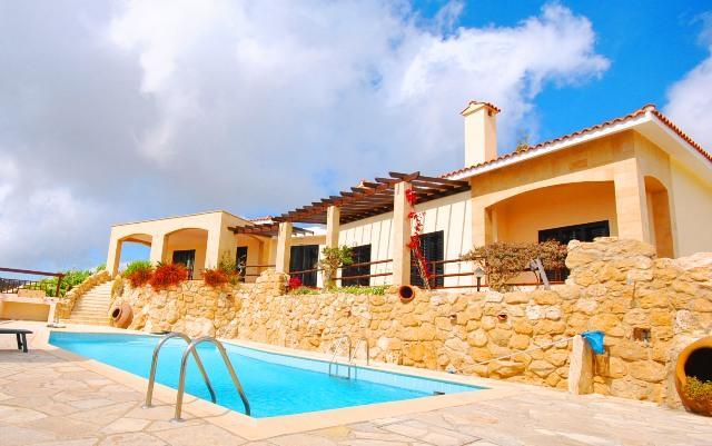 Villa in Tsada, Paphos