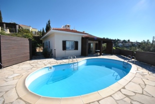 Detached Bungalow for sale in Paphos, Kamares
