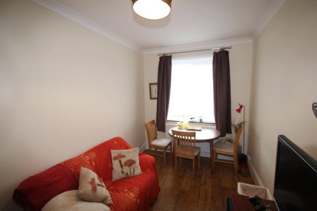 First Floor Flat Lounge