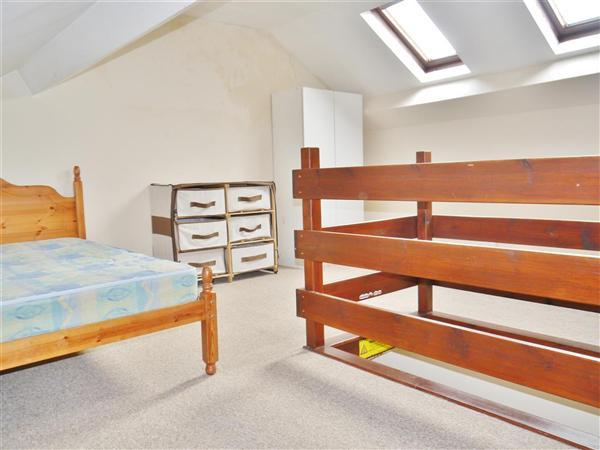 BEDROOM FIVE / ATTIC