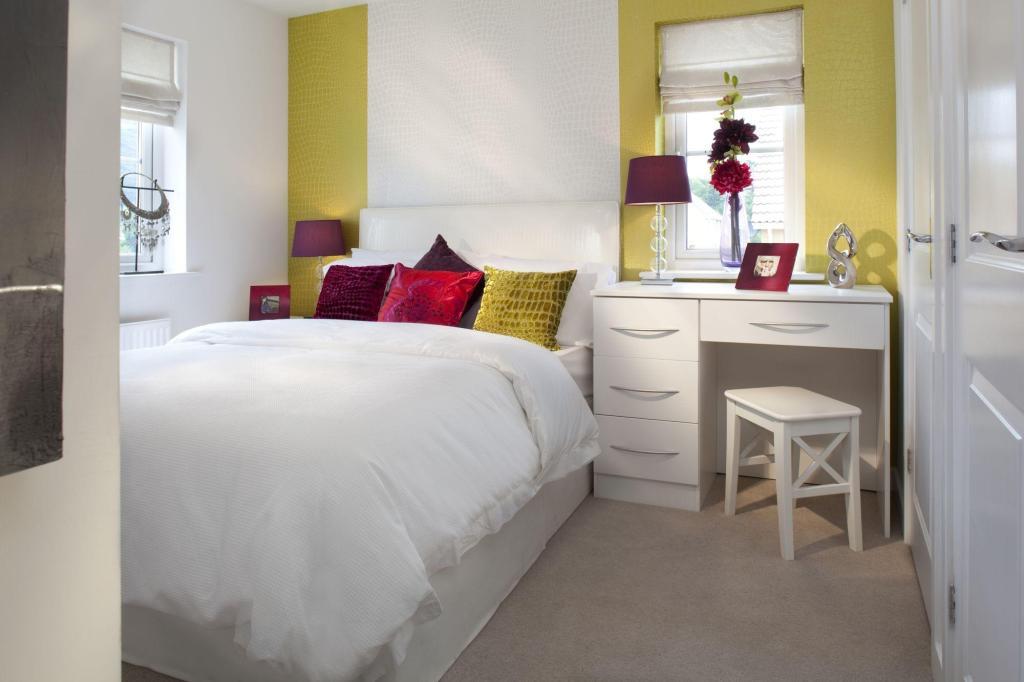 Enbourne bedroom