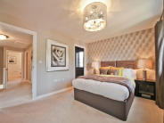 4 bed new property in Mitchcroft Road...