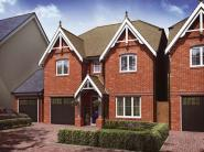 4 bed new home for sale in Chichester Road...