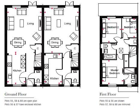 Nuthurst Floor Plan