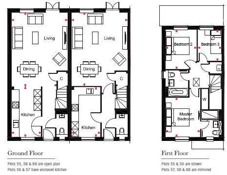 Nuthurst Floor Plan