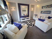 4 bed new property for sale in Rye Field, Ampthill...