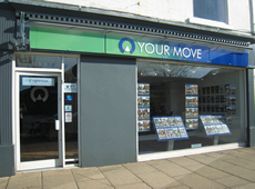 YOUR MOVE Lettings, Dinningtonbranch details